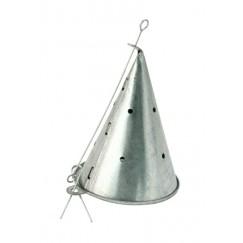 Кормушка зимняя ПИРС металлическая (Ø 90 мм)